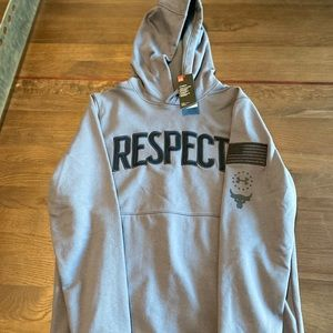 Project Rock Respect Hoodie